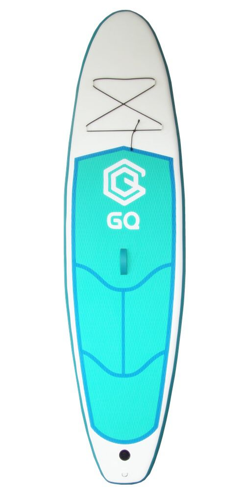 New Inflatable Turquoise Sup Paddle Board