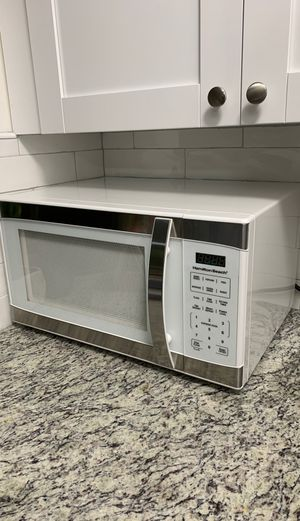 Hamilton Beach Microwave for Sale in Fort Lauderdale, FL