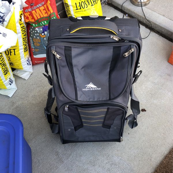 High Sierra Backpack Luggage