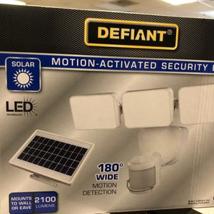 Solar Motion Light for Sale in Oregon City, OR