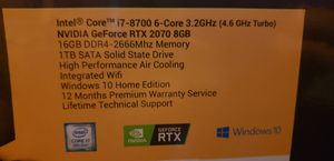 Gaming computer for Sale in Gaithersburg, MD