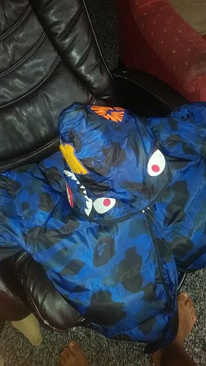 Bape coat for Sale in Buffalo, NY