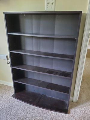 Bookshelf, black for Sale in Fairfax, VA