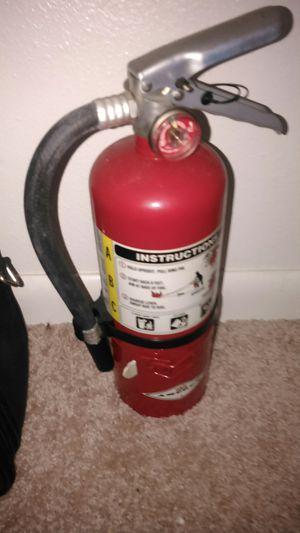 Amerex fire extinguisher full w bracket for Sale in Baton Rouge, LA