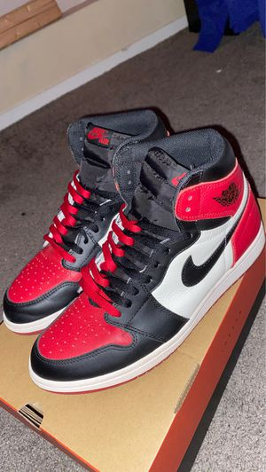 Bred toe 1s for Sale in Oakland, CA