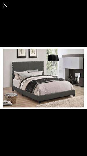 Cal King Bed Frame - Brand New for Sale in Salt Lake City, UT