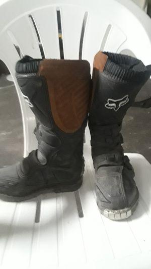 Fox tracker jr. boots blk/k1 for Sale in Mills, WY