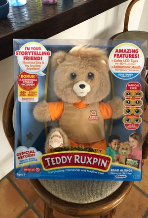 Teddy Ruxpin- Bluetooth for Sale in Mesa, AZ