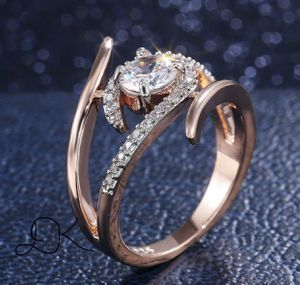 925 ROSEGOLD WEDDING RING for Sale in North Brunswick Township, NJ