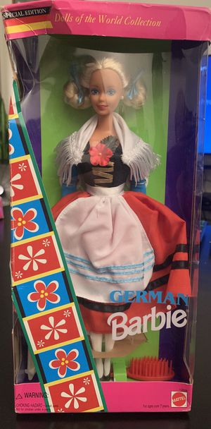German Barbie: Dolls of the World Collection (#12698) 1994 (LdR) for Sale in Concord, CA