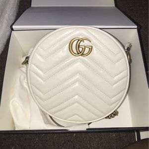 Marmont Mini Round Shoulder Bag for Sale in Philadelphia, PA