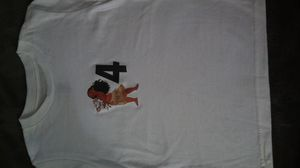Moana fourth birthday t shirt for Sale in Casselberry, FL