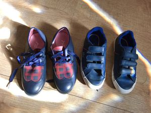 New Boys shoes Jacadi , Lacoste sz-12.5 for Sale in Fairfax, VA