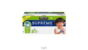 Kirkland diapers size 5 for Sale in Alexandria, VA
