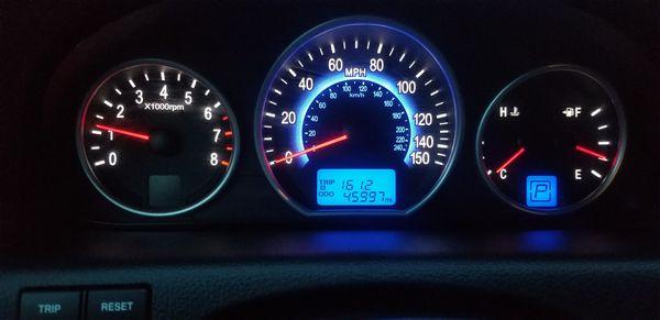 2011 HYUNDAI VERACRUZ, 46K MILES