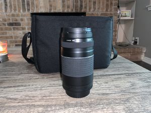 Canon Camera Lens 75-300mm for Sale in San Antonio, TX