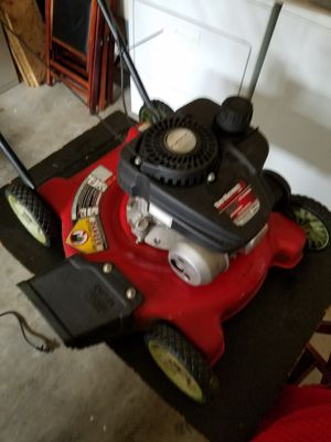 "Yard Machines 20"" 140cc OHV lawn mower for Sale in Puyallup, WA"