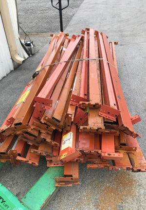 Shelving rack cross members posts for Sale in Nicholasville, KY