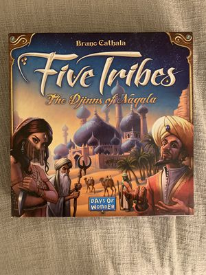 Five Tribes board game for Sale in Los Angeles, CA