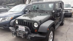 Jeep Wrangler Sport Unlimited 4 Wheel Drive!! for Sale in Los Angeles, CA