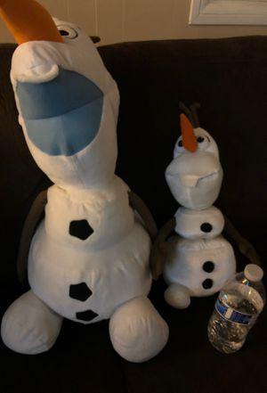 Olaf dolls for Sale in Long Beach, CA