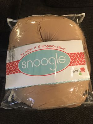 Snoogle Pregnancy Pillow for Sale in Torrance, CA