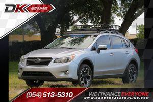 2015 Subaru XV Crosstrek for Sale in Hollywood, FL