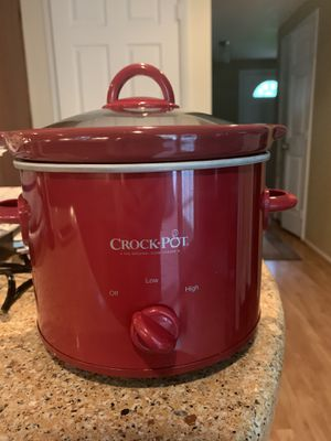 Red Crock Pot for Sale in Springfield, VA