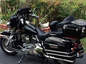 2008 Harley Davidson Electra Glide Classic for Sale in Hollins, VA