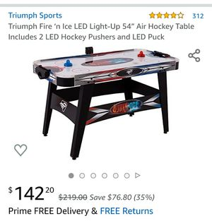 Air Hockey Table for Sale in Glendale, AZ