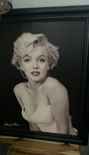Marilyn Monroe frame for Sale in Rancho Dominguez, CA