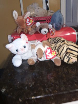 The beanie babies collection for Sale in Washington, DC