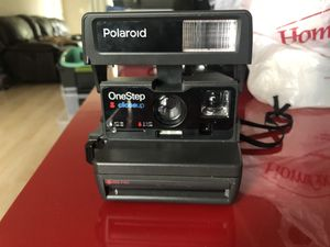 Polaroid camera one step closeup for Sale in North Miami Beach, FL