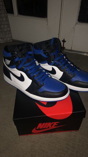 Air Jordan 1 Royal Toe size 11 for Sale in Englewood, CO