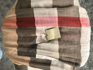 Burberry scarf for Sale in Moreno Valley, CA