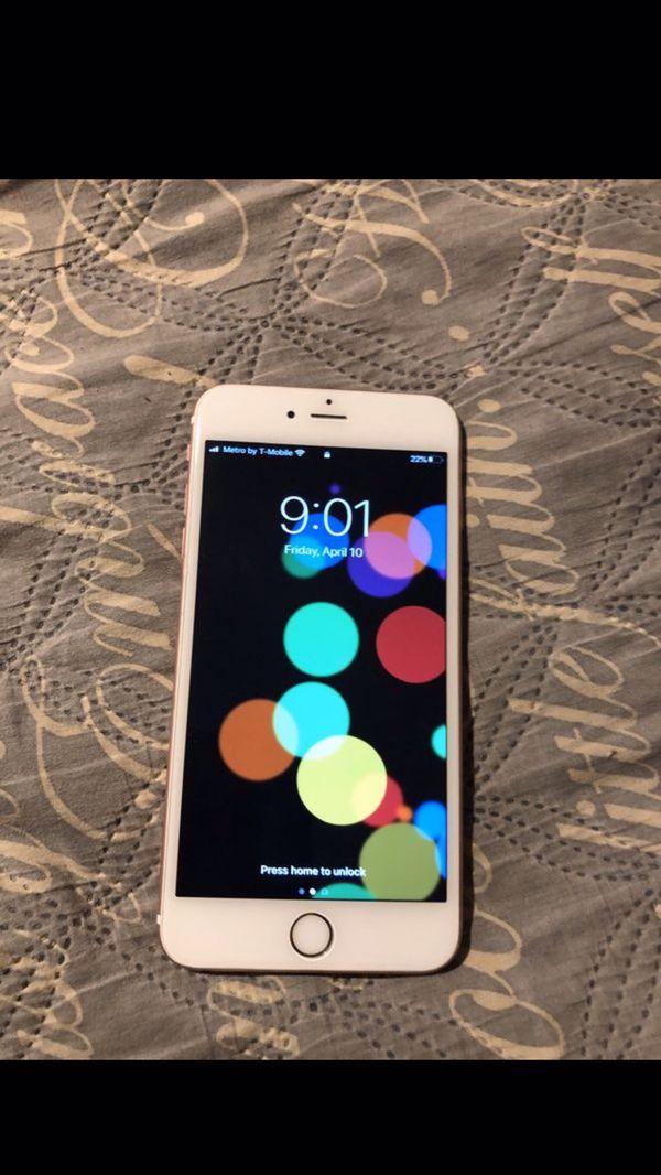 ✅ Rose Gold Apple iPhone 6s Plus ✅