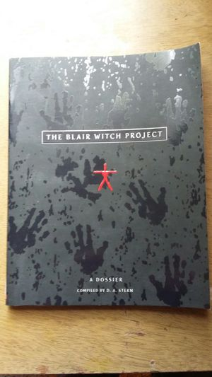 The Blair Witch Project: A Dossier by D.A. Stern for Sale in Wenatchee, WA