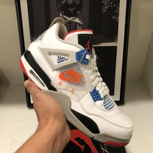 Air Jordan 4 Retro 'What The' for Sale in National City, CA