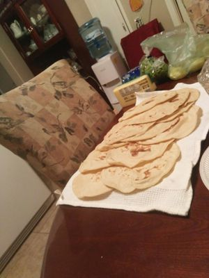 Hand Made Tortillas Corn or Flour Mex food etc. for Sale in Lodi, CA