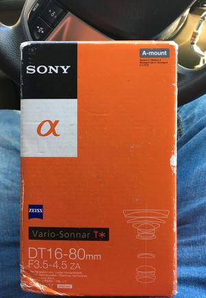 Brand New Sony Camera Lense for Sale in Oakland, CA