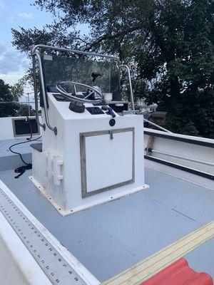 18ft boat motor trailer center console for Sale in Seekonk, MA