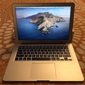 MacBook Air, 13-inch, i5 1.4 GHz, 4GB, 128GB SSD, excellent condition! for Sale in Seattle, WA