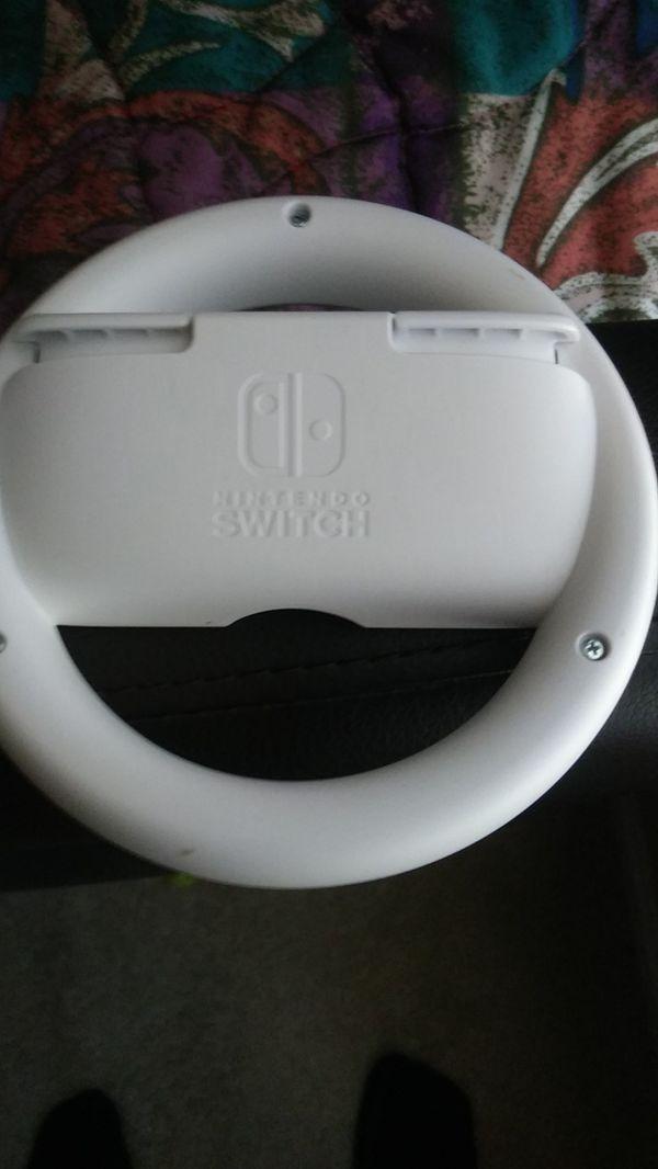 Nintendo switch wheel (Brand New)