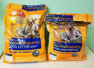 Purina Second Nature Dog Litter for Sale in Pataskala, OH