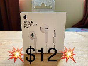 🔥OEM Apple EarPods/Headphones w/ 3.5mm Connector/IPhone headphones 🔥 for Sale in Los Angeles, CA