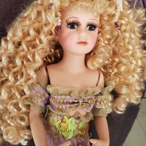 Porcelain Mermaid Doll for Sale in West Palm Beach, FL