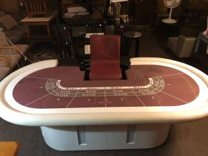 Full Size Casino Baccarat Table for Sale in Las Vegas, NV