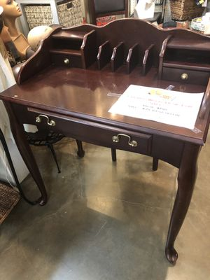 Cherry Wood Corner Desk for Sale in DeSoto, TX