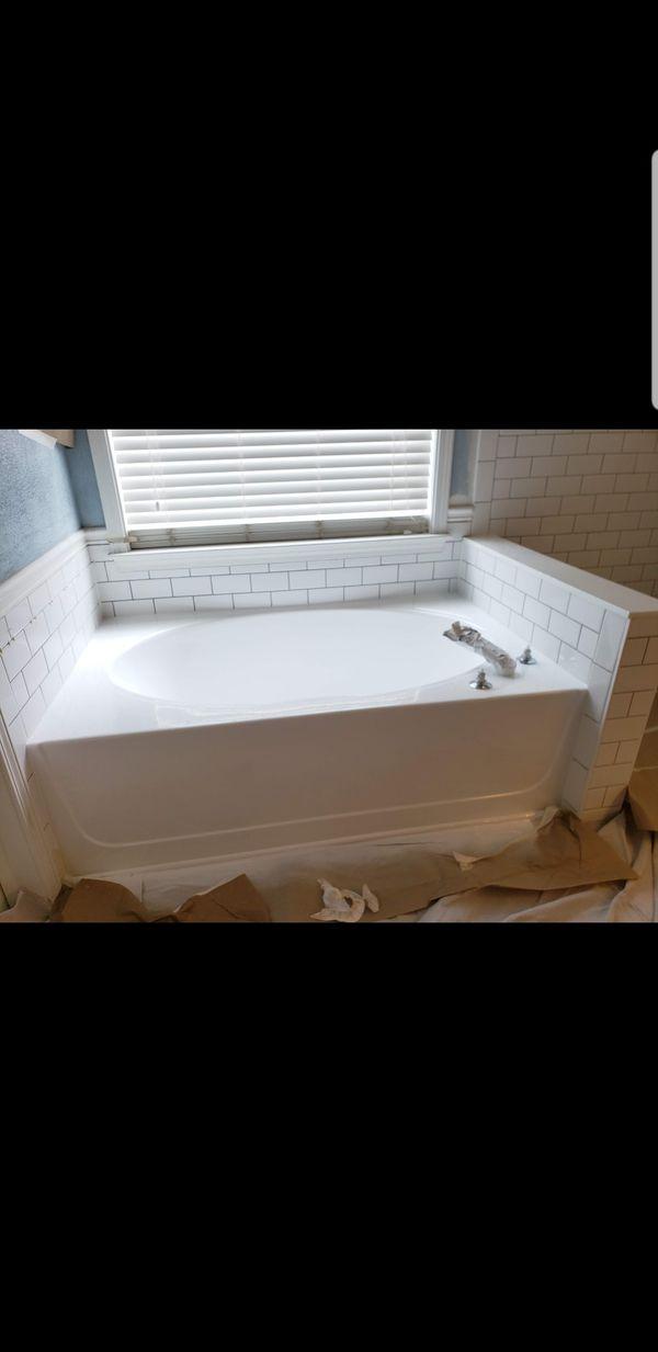 Countertop Refinishing Bathtub Cabinet Refinishing For