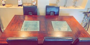 Kitchen table with 5 chairs for Sale in Phoenix, AZ